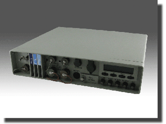 DSD 72B-SP(RI) Fiber Optic Network Encryption Appliance Rugged Environments