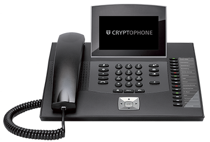 CryptoPhone Desktop - Secure Voice, Compatible with CryptoPhone Mobile Phone