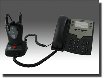 Secure Telephone to Radio Conferencing