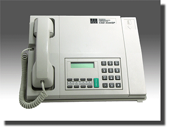 CSD 3324 SP Secure Telephone and Fax Encryption System