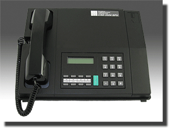 CSD 3324 SP: Secure Voice Telephone and Fax Encryption